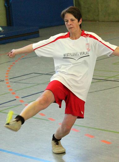 Deutsche Meisterin 2015: Marion Weber vom FFC Hagen. (Foto Karsten-Thilo Raab)