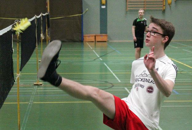 Arne Twer durften sich über einen guten fünften Rang freuen. (Fotos Karsten-Thilo Raab)