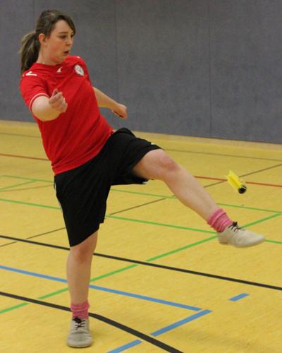 Peilt mit seinem Team den Einzug ins Viertelfinale der French Open an: Nathalie Kröner. (Foto Karsten-Thilo Raab)