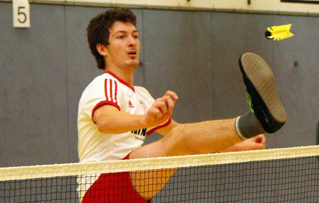 Bester FFC-Spieler bei den Herren auf Rang 9: Florian Krick. (Foto Karsten-Thilo Raab)