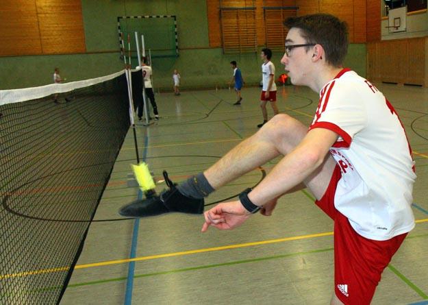 Vereinsmeister 2016 bei der männlichen A-Jugend: Arne Twer.