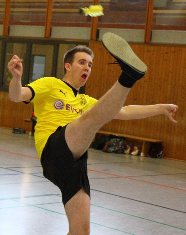 Andre Lange wurde Zwölfter und verpasste die DM-Qualifikation. (Foto Karsten-Thilo Raab)
