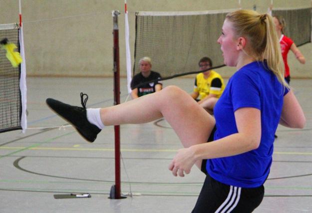 Carolin Hildebrand erkämpfte bei ihrem Ranglistendebüt den fünften Platz. (Foto Karsten-Thilo Raab)