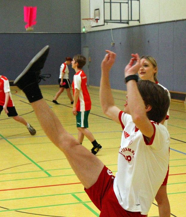 Arne Twer hatte im Turnierverlauf mit Knieproblemen zu kämpfen. (Foto Karsten-Thilo Raab)