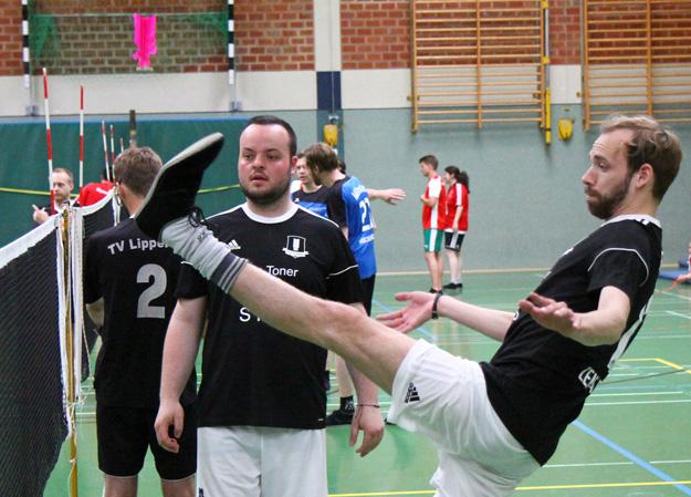 Max Duchene und Christopher Zentarrakonnten zwei bittere Niederlagen nicht verhindern. (Foto Karsten-Thilo Raab)